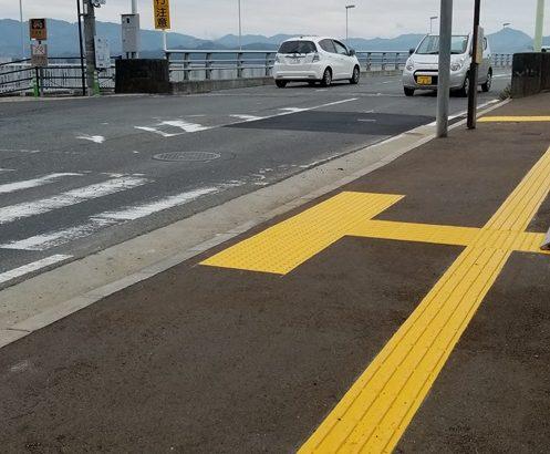 大川橋北詰ガス管入替工事完了のお知らせ