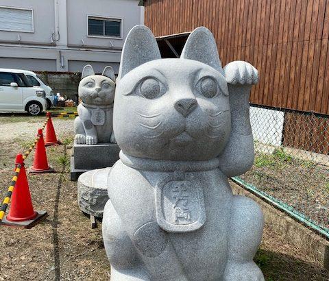 猫でつながる町おこし・・・☆